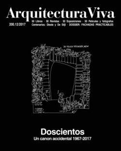 Arquitectura Viva 200