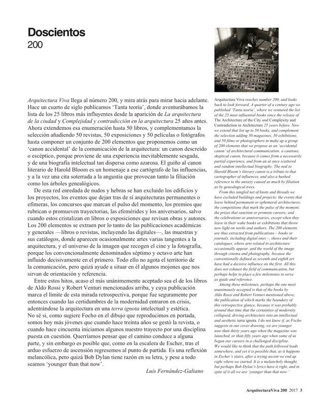 Arquitectura Viva 200 - Preview 3