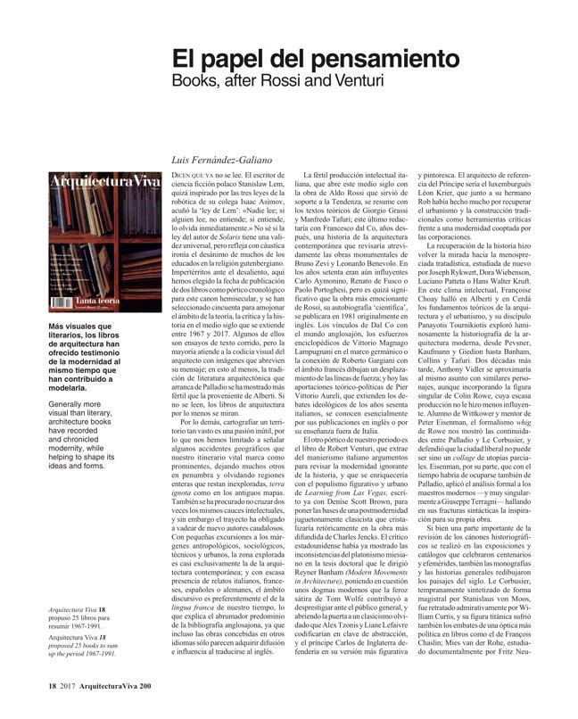Arquitectura Viva 200 - Preview 4