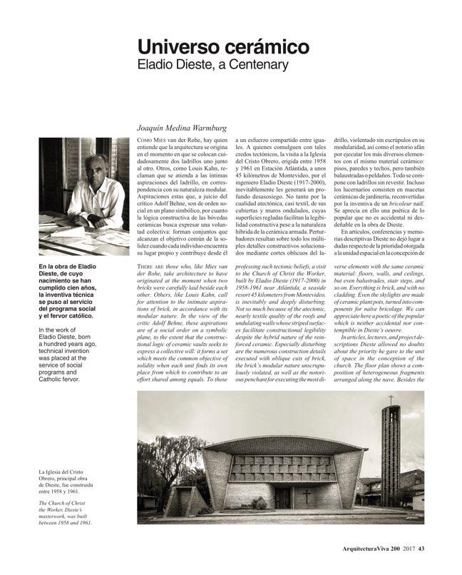 Arquitectura Viva 200 - Preview 9