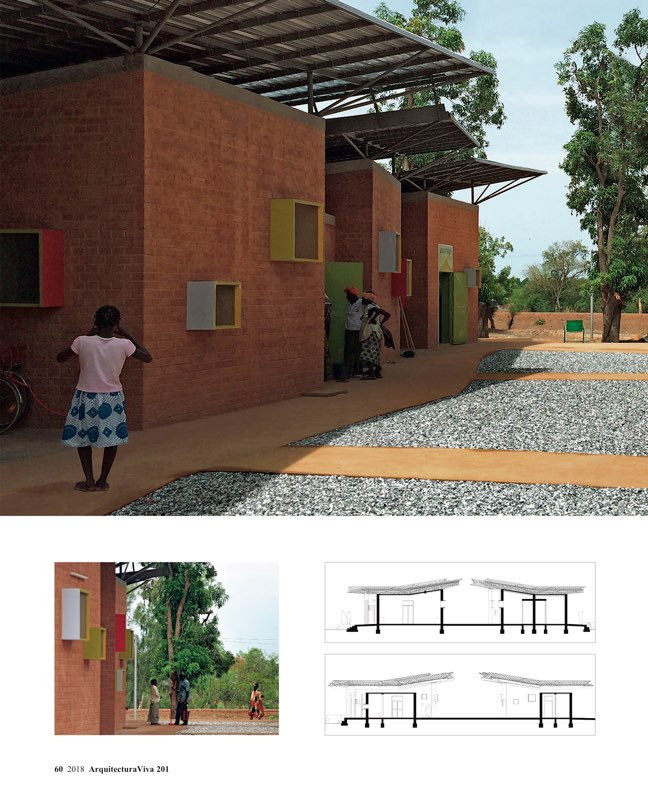 Arquitectura Viva 201 50 FROM AFRICA AND ASIA - Preview 11
