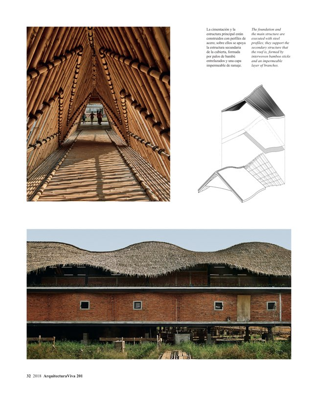 Arquitectura Viva 201 50 FROM AFRICA AND ASIA - Preview 5