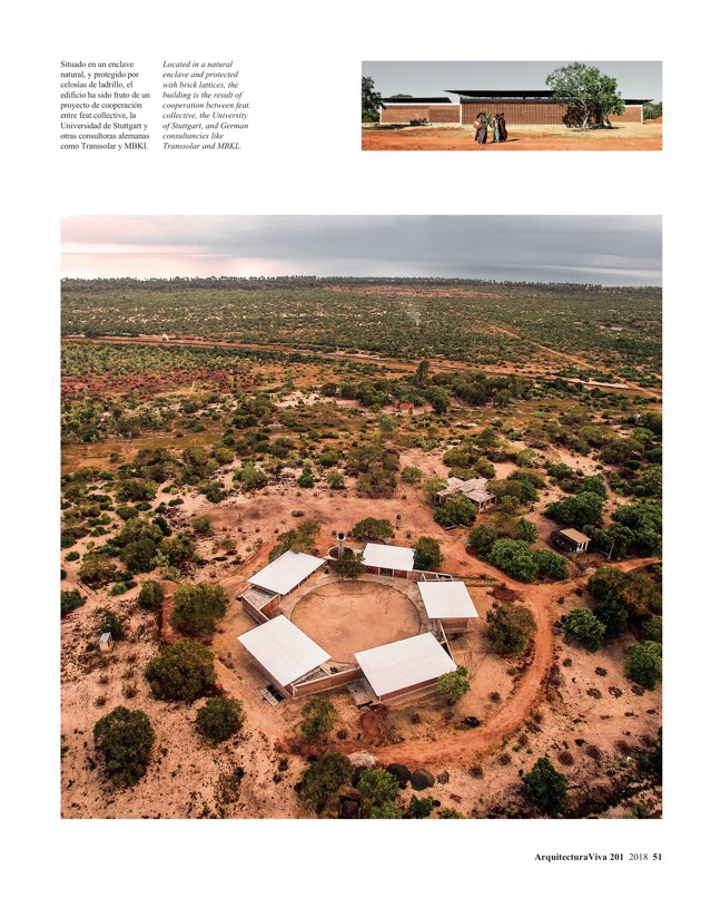 Arquitectura Viva 201 50 FROM AFRICA AND ASIA - Preview 9