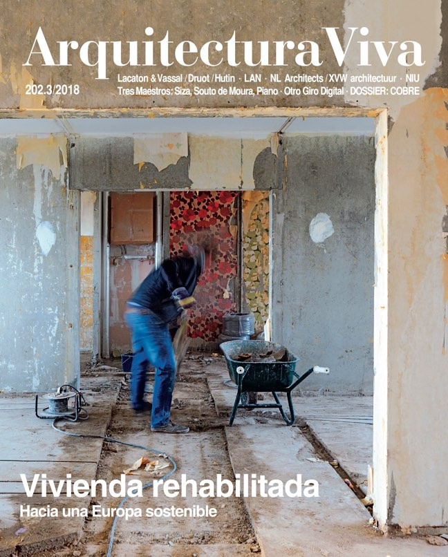 Arquitectura Viva 202 Housing Refurbished