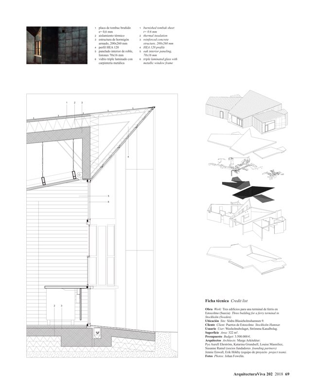 Arquitectura Viva 202 Housing Refurbished - Preview 17