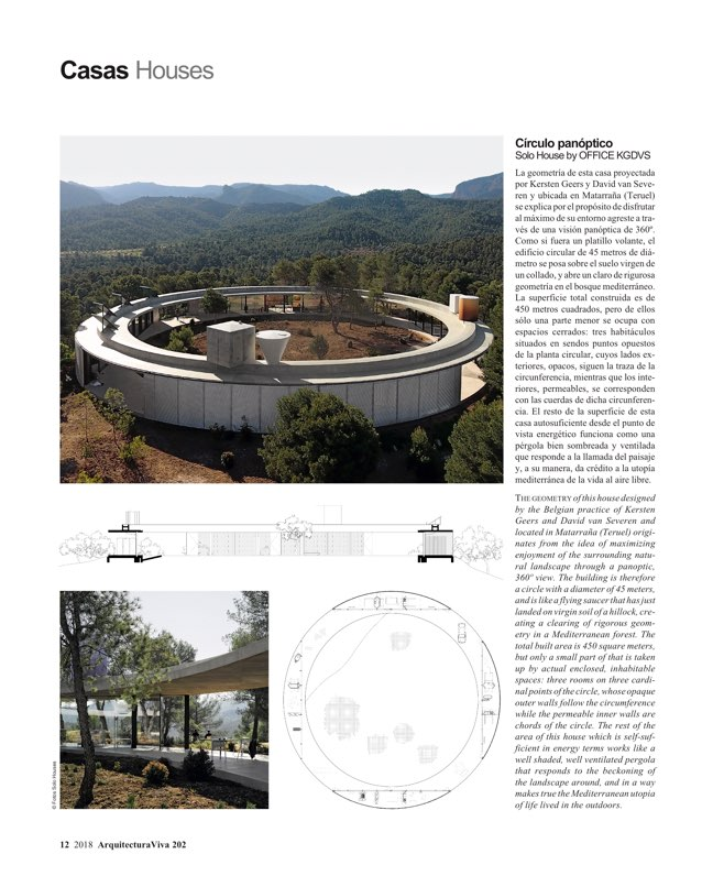 Arquitectura Viva 202 Housing Refurbished - Preview 4