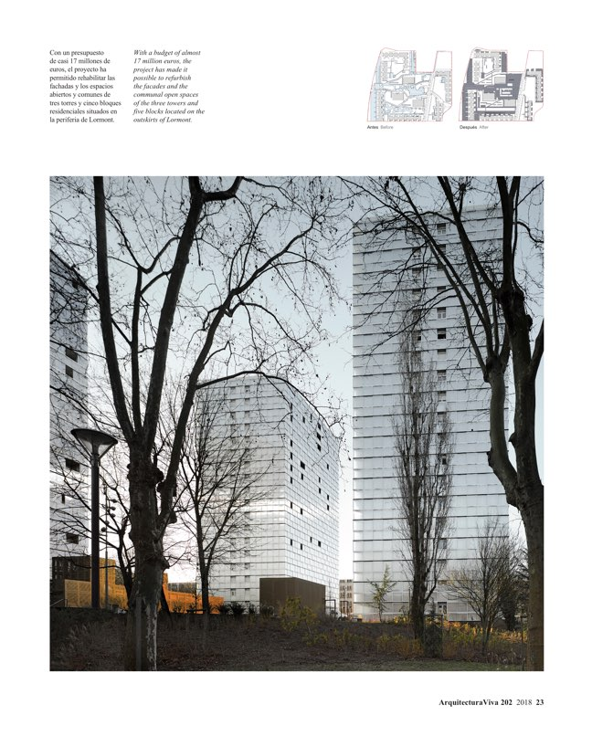 Arquitectura Viva 202 Housing Refurbished - Preview 6