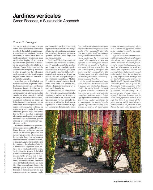 Arquitectura Viva 205 América importa - Preview 13