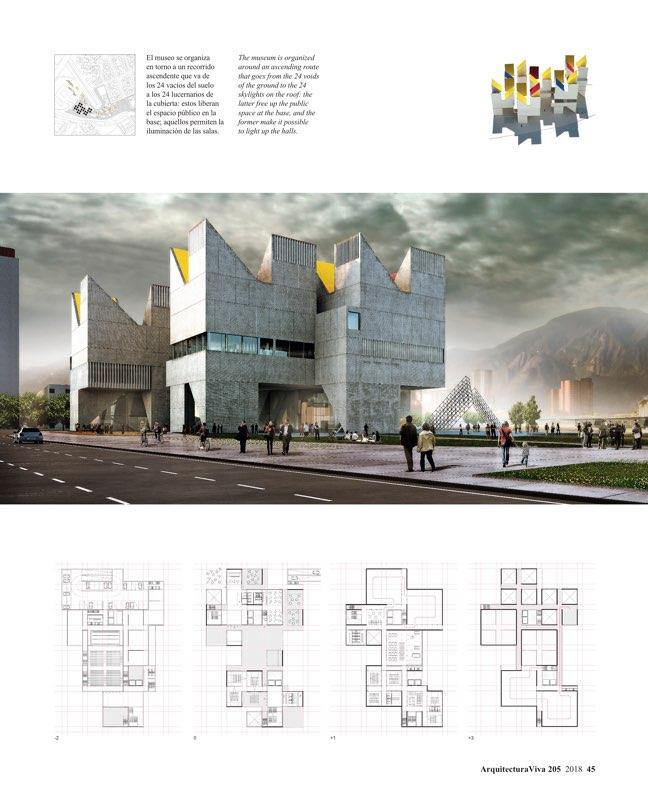 Arquitectura Viva 205 América importa - Preview 7