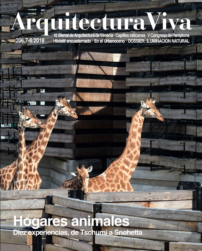 Arquitectura Viva 206 Animal Homes