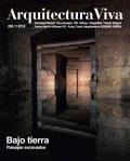 Arquitectura Viva 209 Groundscapes I Bajo tierra