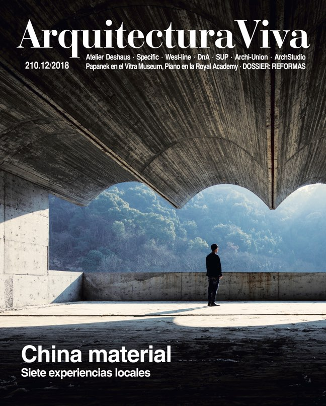 Arquitectura Viva 210 China Material - Preview 16