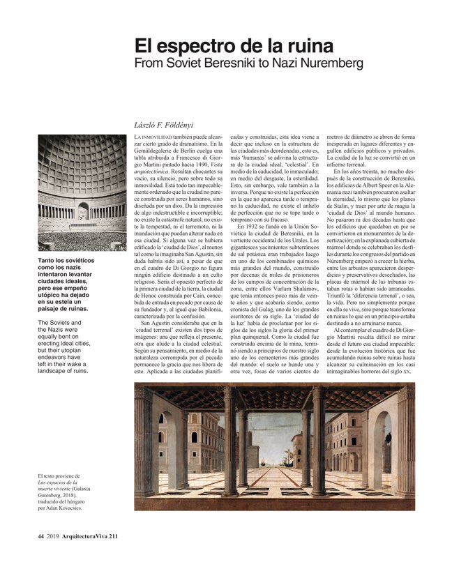 Arquitectura Viva 211 Barclay & Crousse - Preview 10