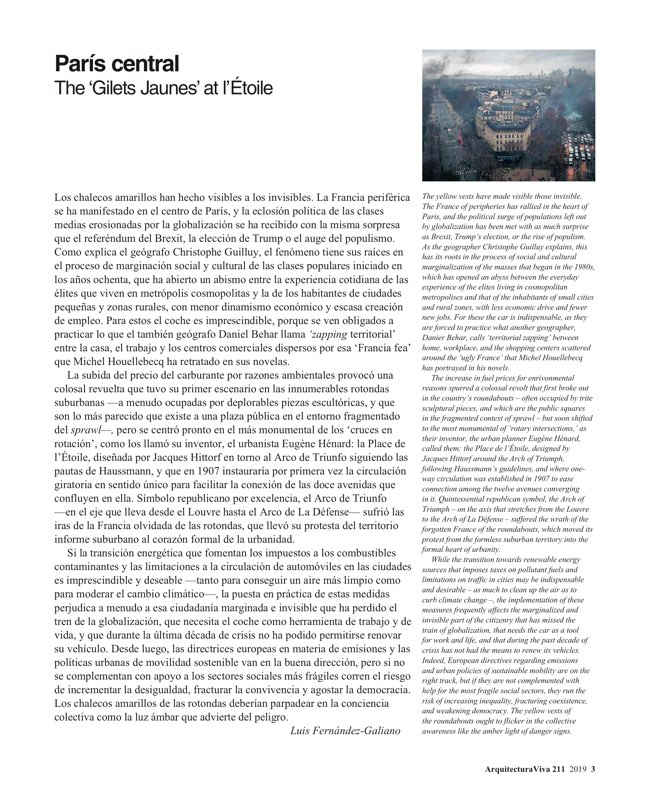 Arquitectura Viva 211 Barclay & Crousse - Preview 2