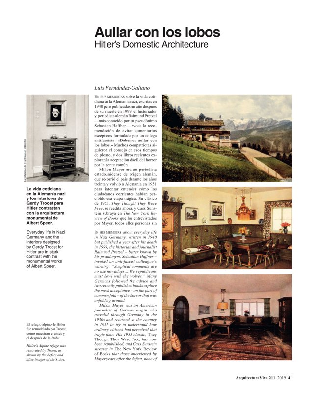 Arquitectura Viva 211 Barclay & Crousse - Preview 9