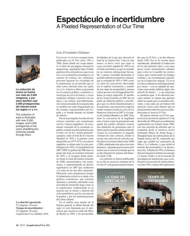 Arquitectura Viva 212 Alvaro Siza - Preview 7