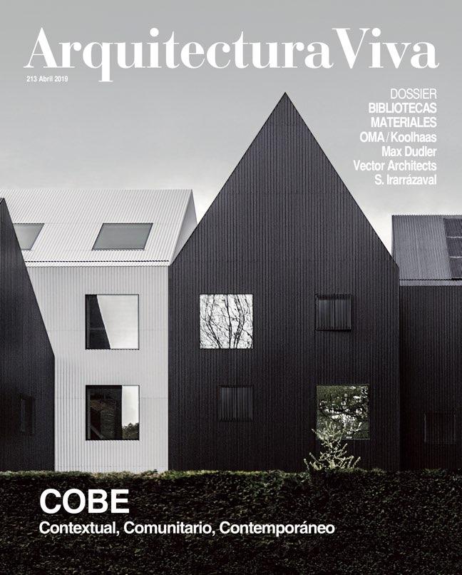 Arquitectura Viva 213 COBE