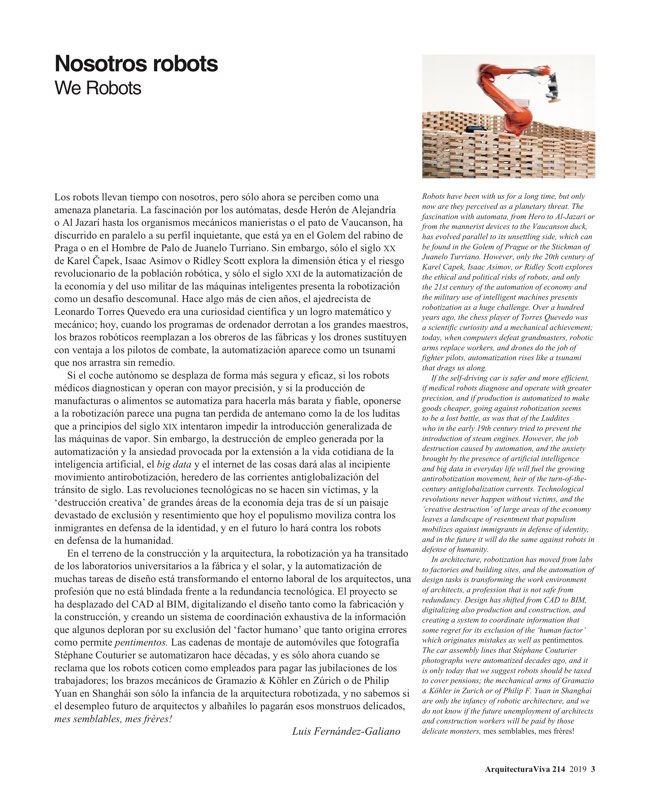 Arquitectura Viva 214 JEAN NOUVEL - Preview 2