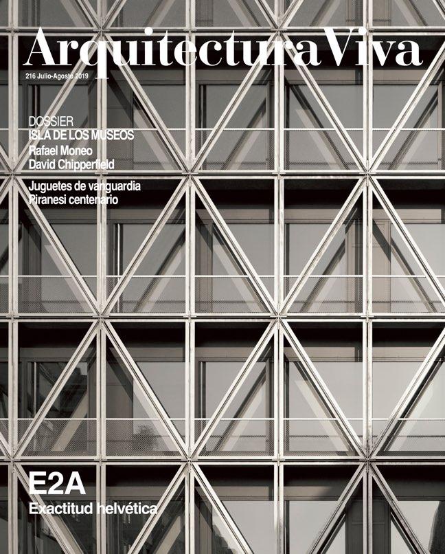 Arquitectura Viva 216 E2A Exactitud helvética