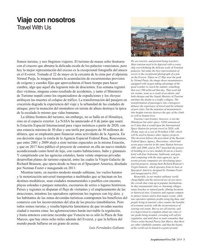 Arquitectura Viva 216 E2A Exactitud helvética - Preview 2