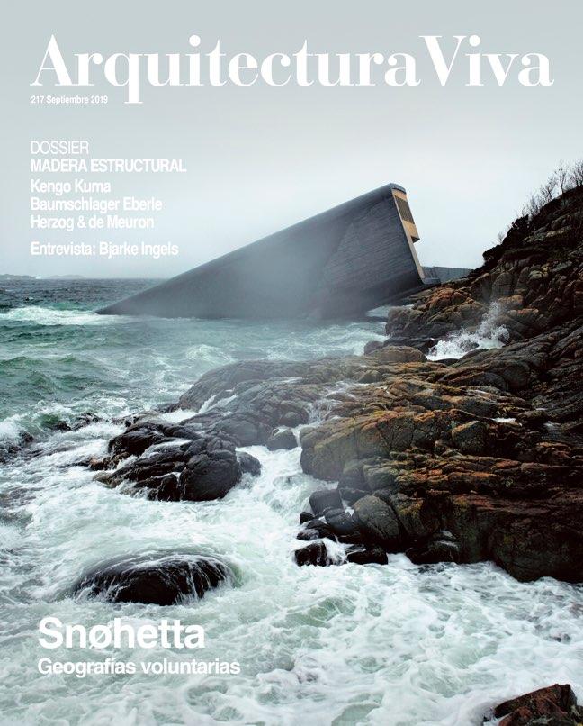 Arquitectura Viva 217 SNØHETTA