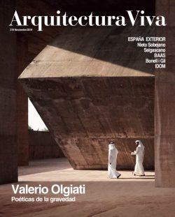 Arquitectura Viva 219 VALERIO OLGIATI