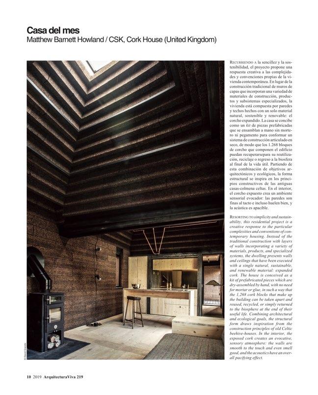 Arquitectura Viva 219 VALERIO OLGIATI - Preview 3