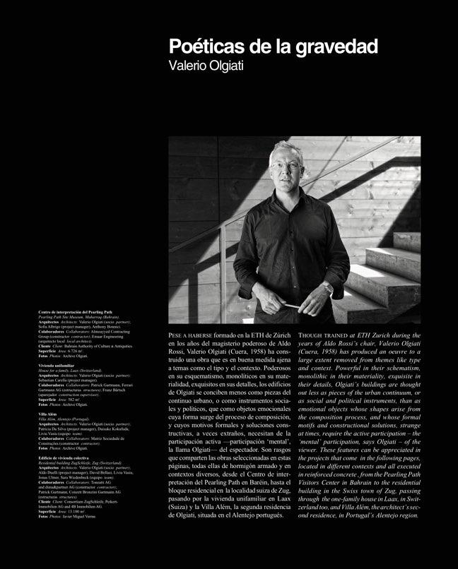 Arquitectura Viva 219 VALERIO OLGIATI - Preview 4