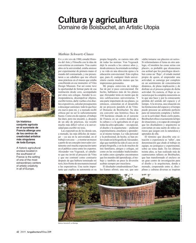 Arquitectura Viva 219 VALERIO OLGIATI - Preview 9