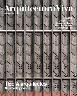 Arquitectura Viva 220 TEd'A arquitectes