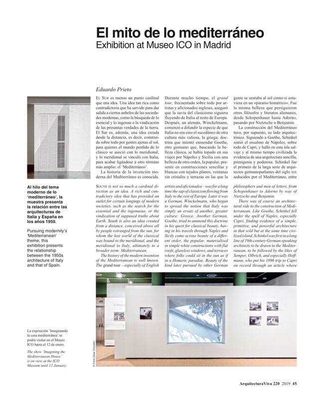 Arquitectura Viva 220 TEd'A arquitectes - Preview 9