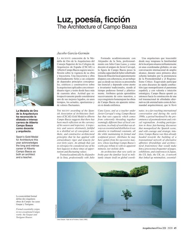 Arquitectura Viva 221 ZAHA HADID Architects - Preview 11