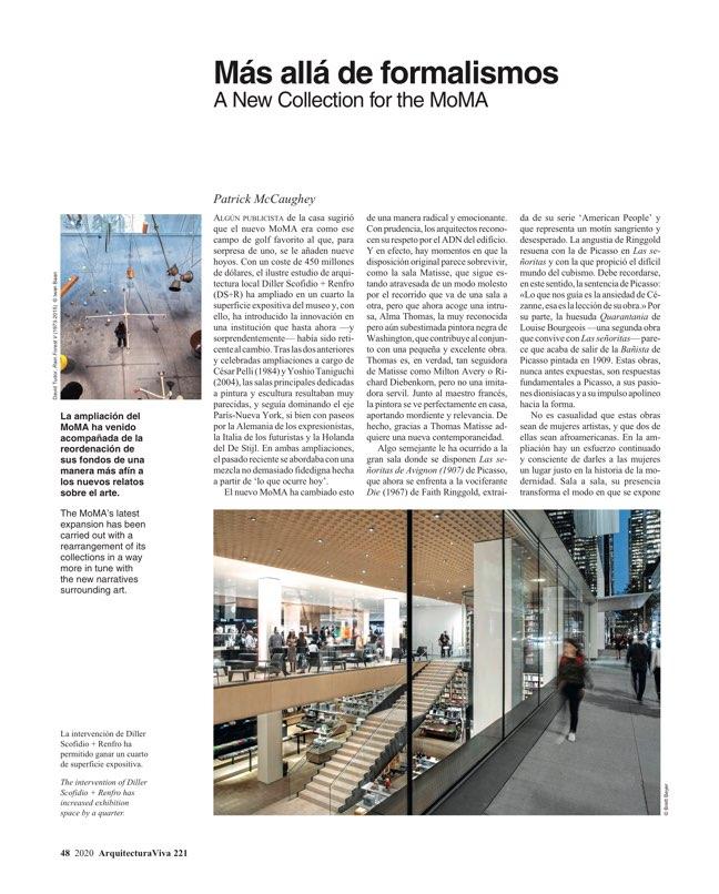 Arquitectura Viva 221 ZAHA HADID Architects - Preview 12