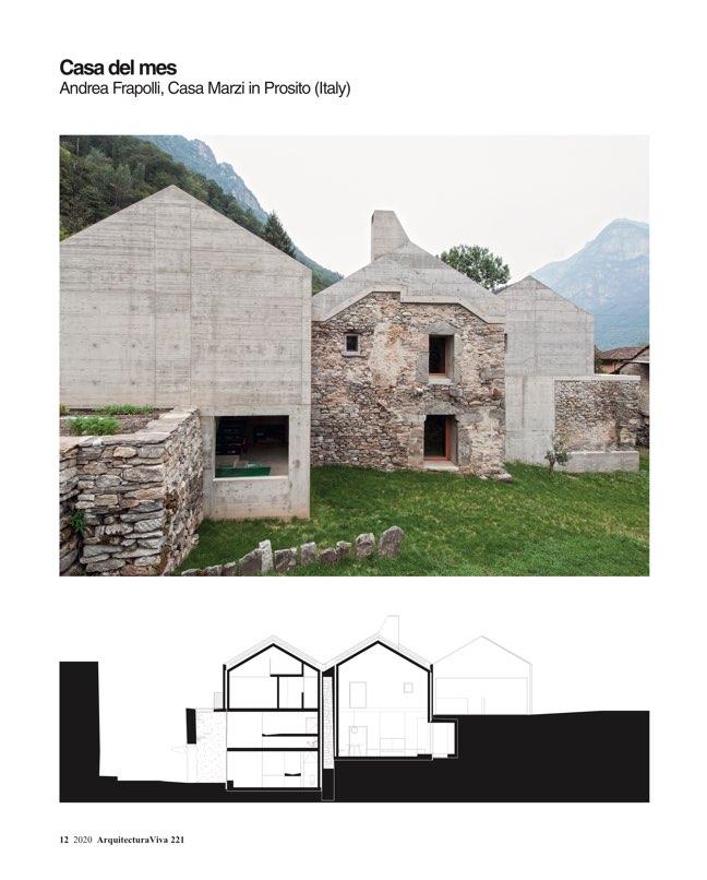 Arquitectura Viva 221 ZAHA HADID Architects - Preview 3