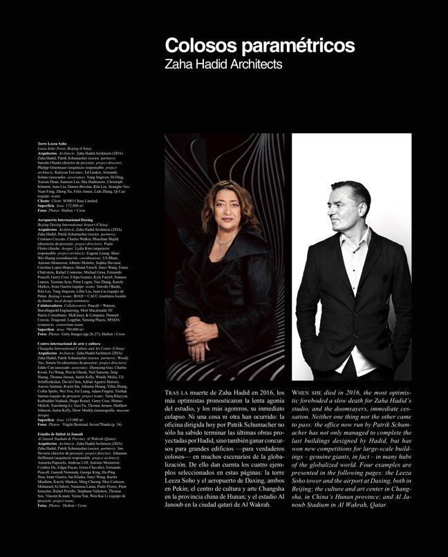 Arquitectura Viva 221 ZAHA HADID Architects - Preview 6