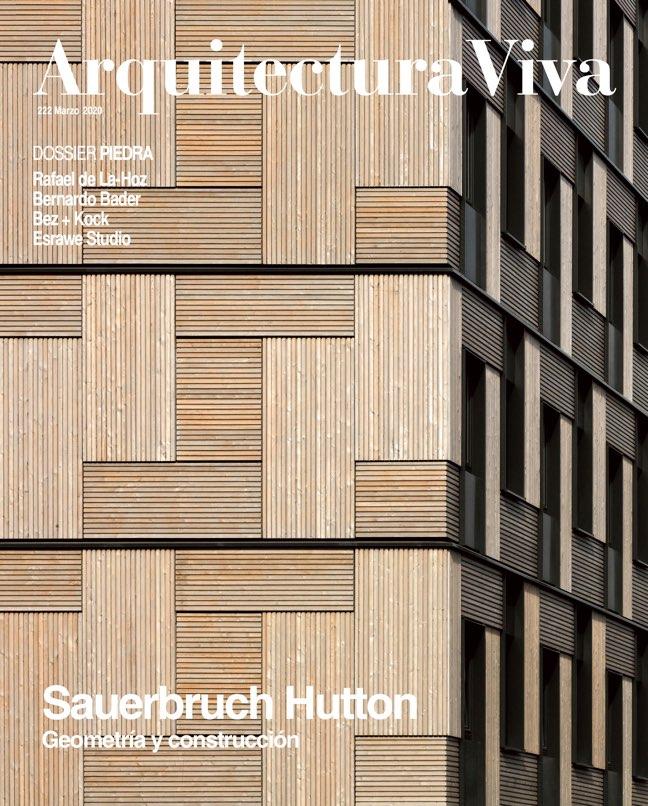 Arquitectura Viva 222 SAUERBRUCH HUTTON