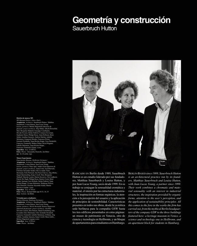 Arquitectura Viva 222 SAUERBRUCH HUTTON - Preview 4