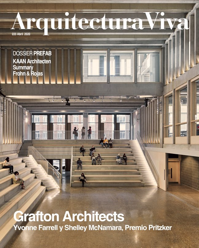 Arquitectura Viva 223 Grafton Architects