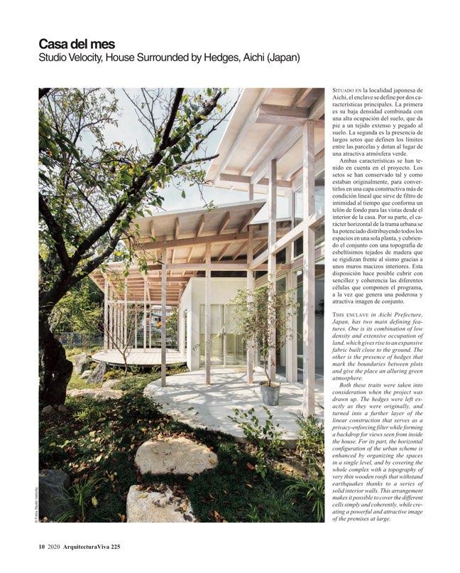 Arquitectura Viva 225 Covid-19 - Preview 3