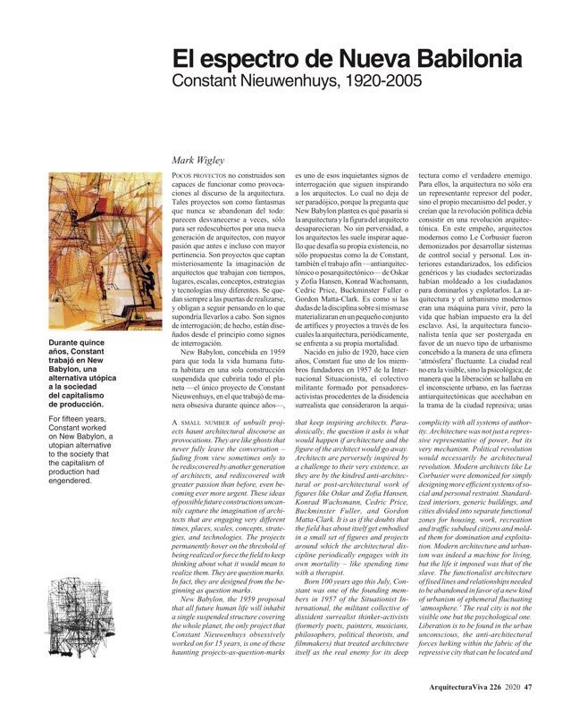 Arquitectura Viva 226 ROLDÁN+BERENGUÉ - Preview 9