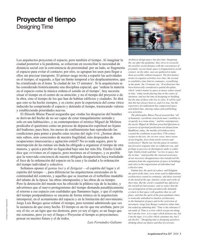 Arquitectura Viva 227 KAAN Architecten - Preview 2