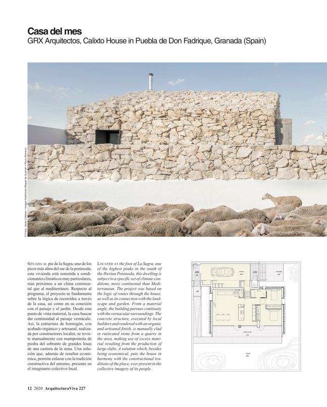 Arquitectura Viva 227 KAAN Architecten - Preview 3