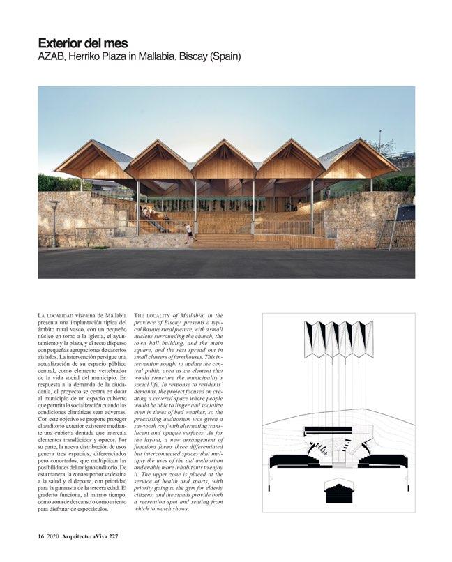 Arquitectura Viva 227 KAAN Architecten - Preview 5