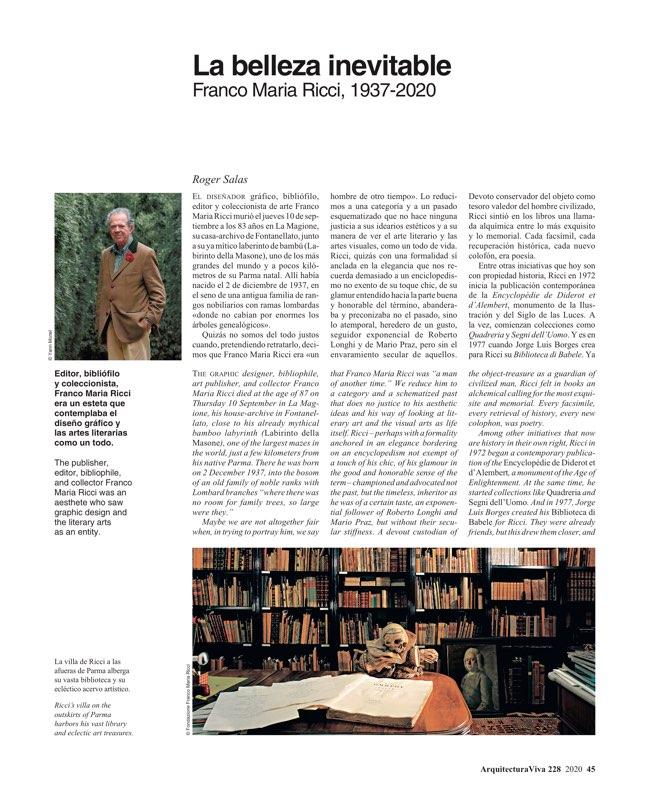 Arquitectura Viva 228 José María Sánchez - Preview 10
