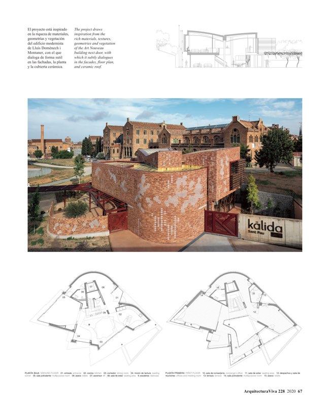 Arquitectura Viva 228 José María Sánchez - Preview 15