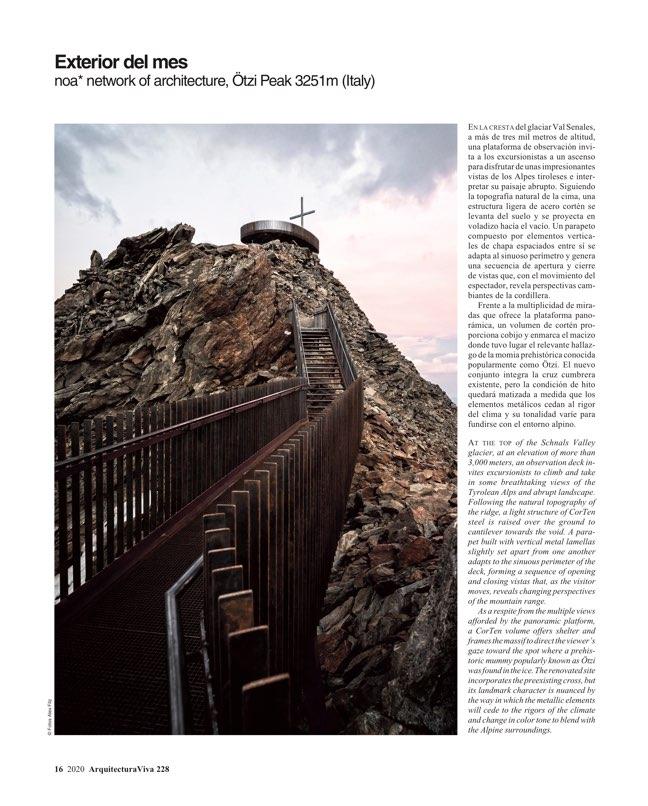 Arquitectura Viva 228 José María Sánchez - Preview 4