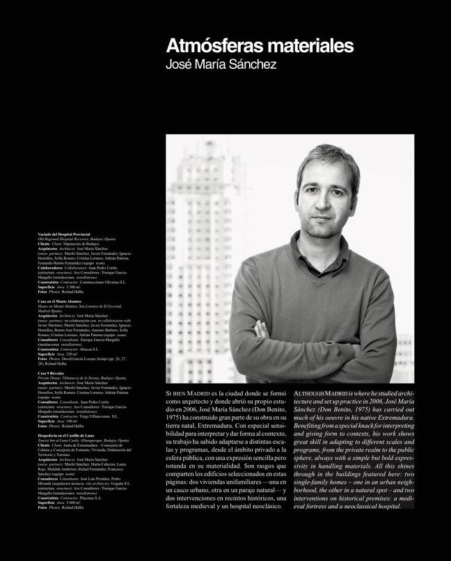 Arquitectura Viva 228 José María Sánchez - Preview 5