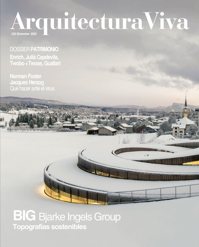Arquitectura Viva 230 BIG Bjarke Ingels Group