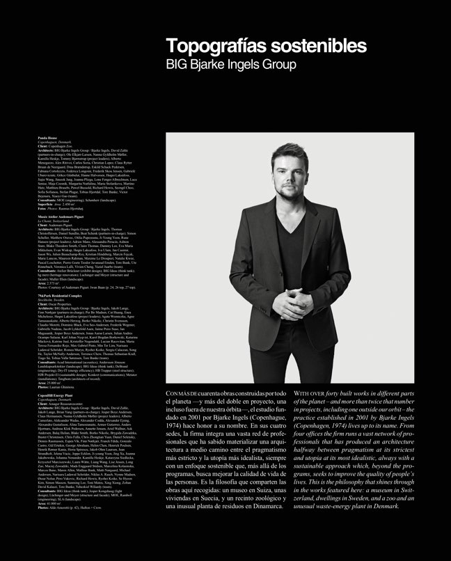 Arquitectura Viva 230 BIG Bjarke Ingels Group - Preview 5