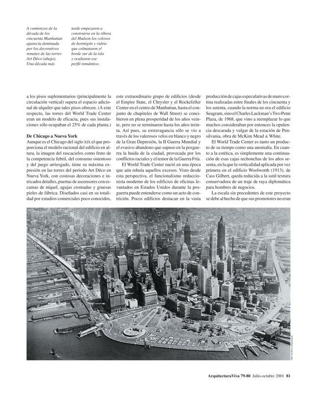 Arquitectura Viva 79-80 11 DE SEPTIEMBRE - Preview 8